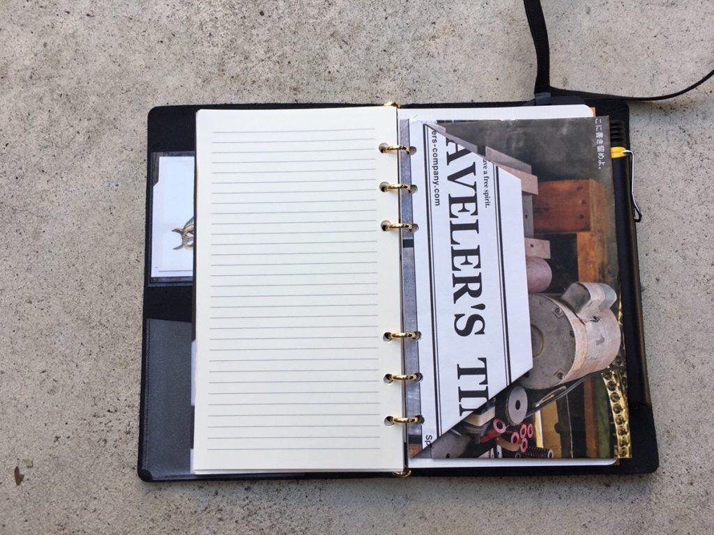 PLOTTER(プロッター)の手帳バイブルサイズの使い方・活用方法をレビュー!