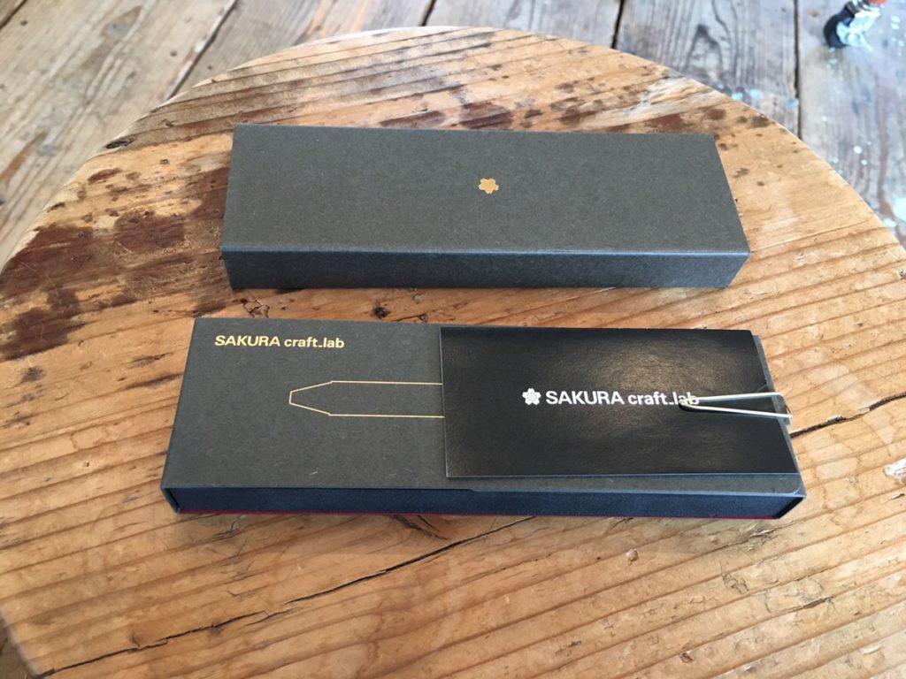 サクラクラフトラボ001を買ってみた!リフィル(替え芯)の互換性も紹介!【SAKURA craft_lab 001】