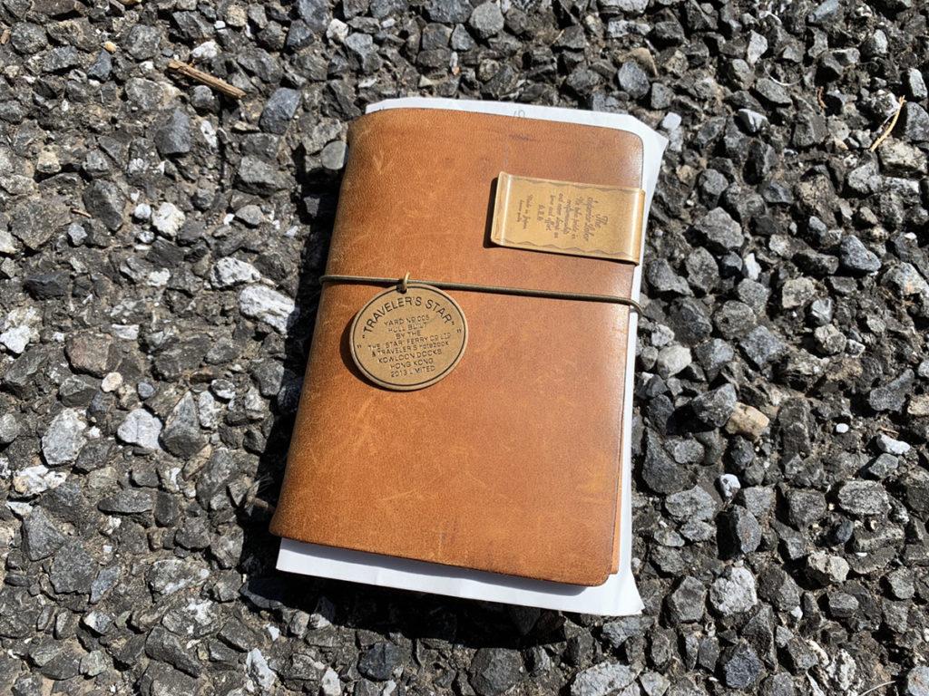 トラベラーズノートのパスポートサイズの魅力!未知の可能性を感じるパスポートサイズの使い方