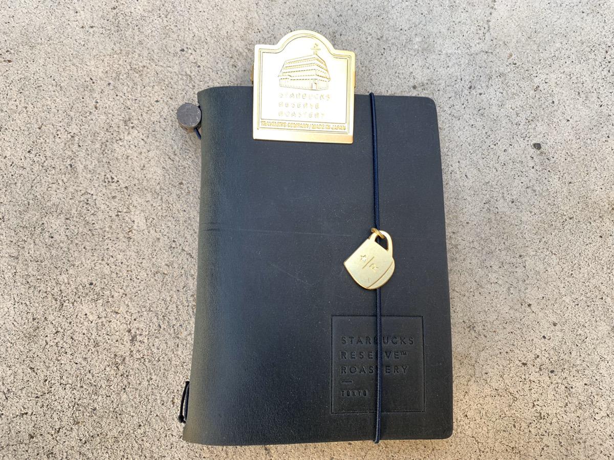 スタバコラボ・トラベラーズノートのパスポートサイズを買ったのでレビュー!